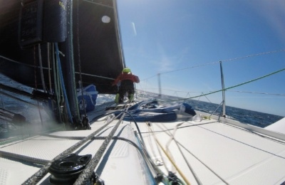 RL Sailing Team Selects North Sails for Figaro Campaign thumbnail