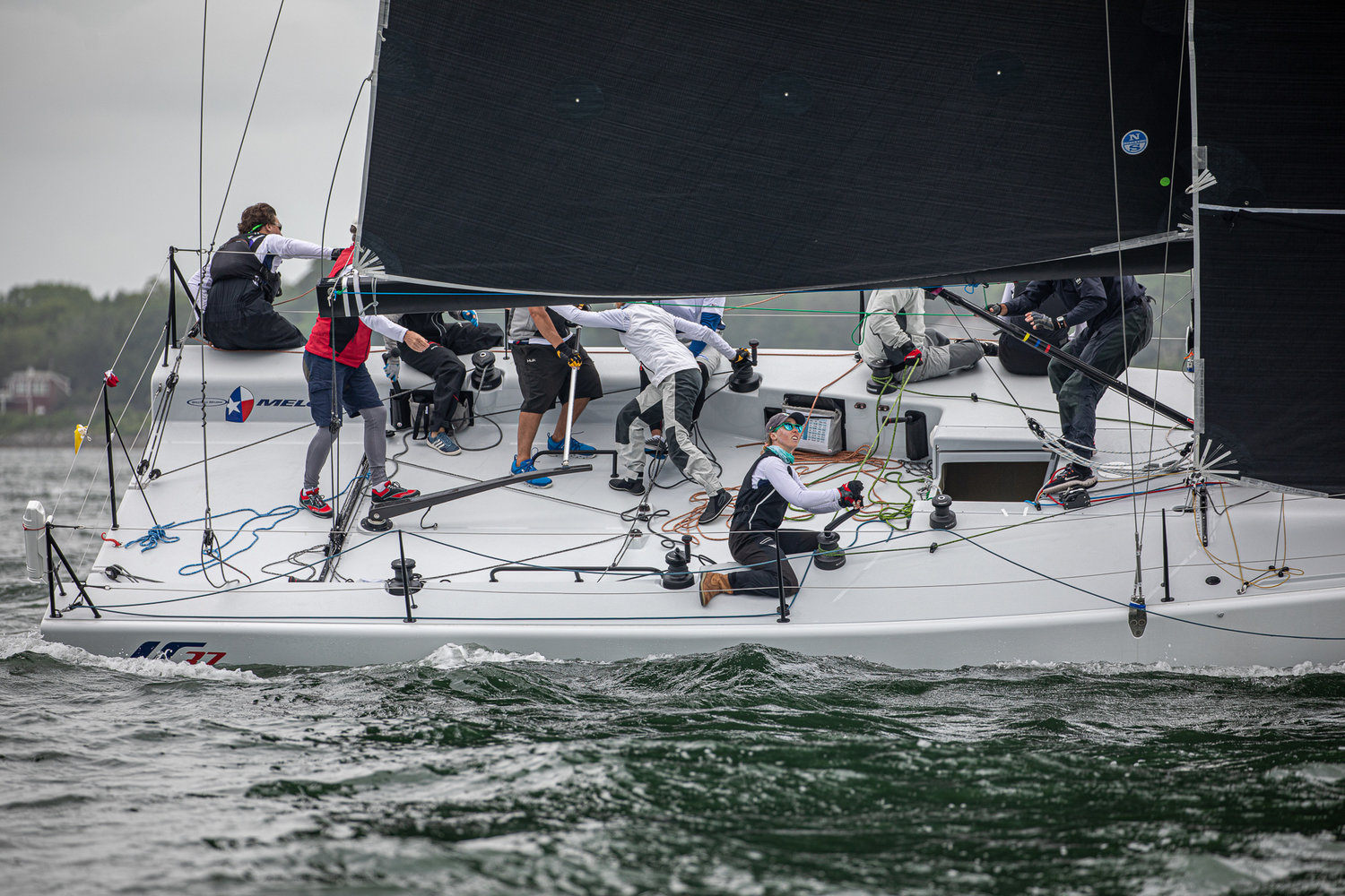Photos by Melges Performance Sailboats / Sarah Wilkinson for Beigel Sailing Media