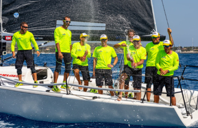Caipirinha Melges 32 North Sails Zerogradinord