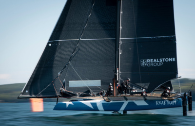 TF35 test event, North Sails 3Di