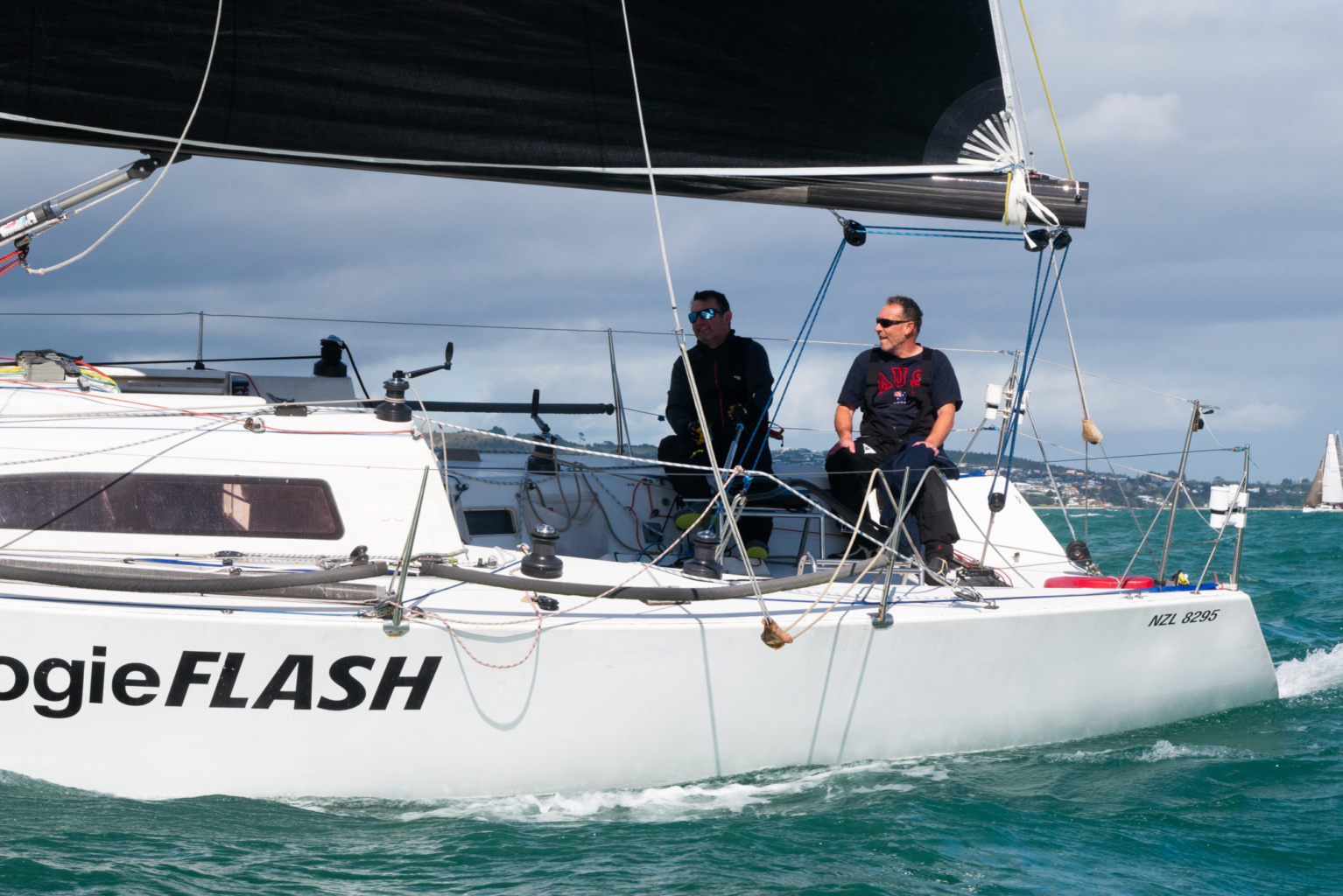 Boogie Flash NZL North Sails 3Di