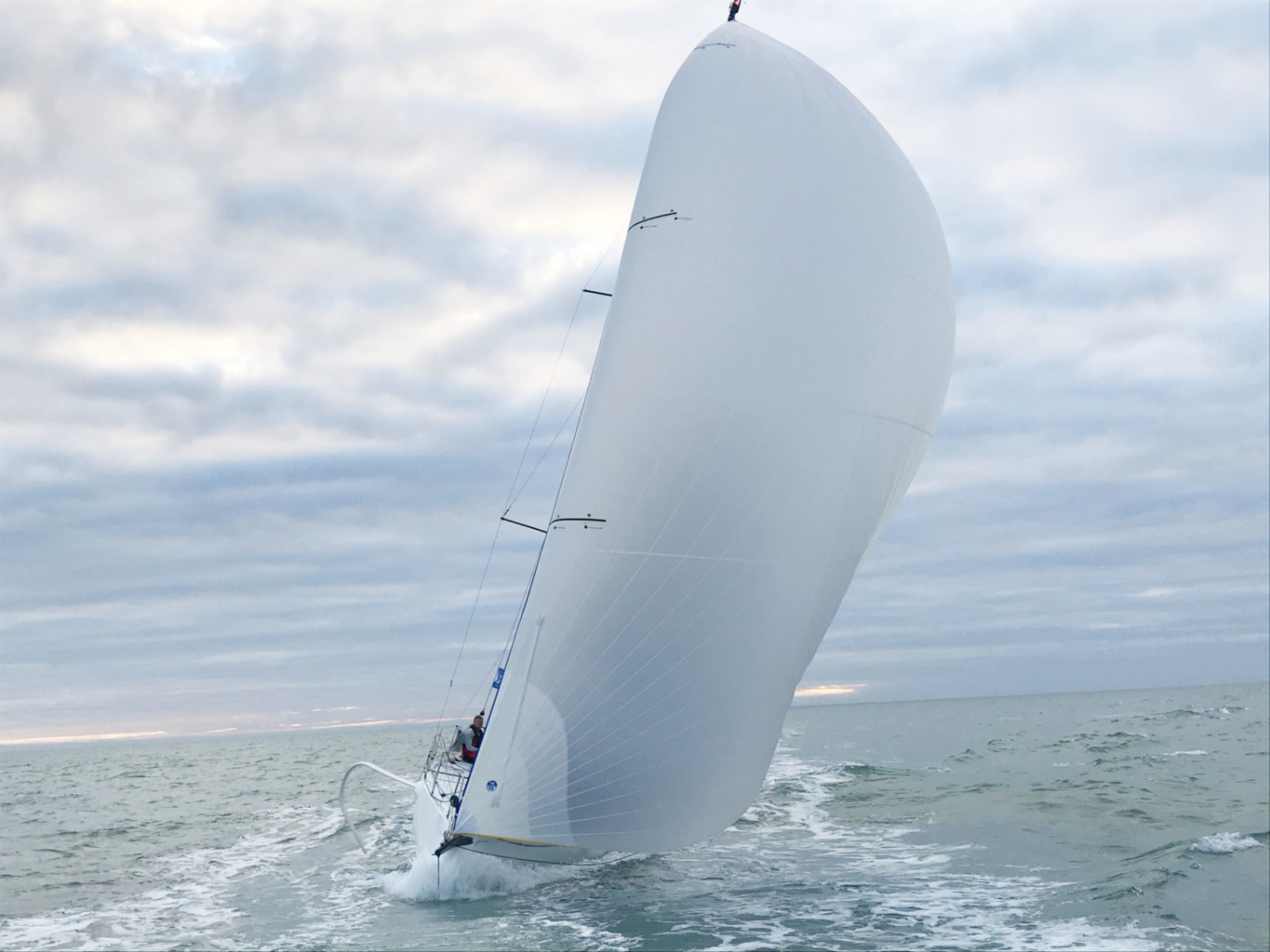RL Sailing Team 2020 North Sails, Solitaire de Figaro, Ireland