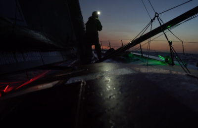 Vendée Globe 2020 Video Series: Episode 4 thumbnail