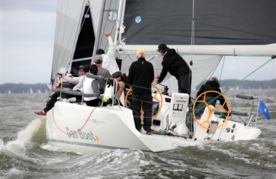 Allan Terhune Das Boot Annapolis PHRF North Sails Club Race 2020