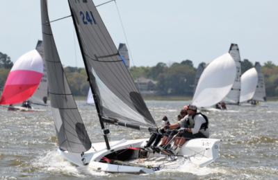 VX One: One of the Most Competitive Fleets at Charleston Race Week thumbnail
