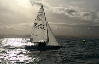 North Sails Flying Fifteen Designs Lead the Way thumbnail