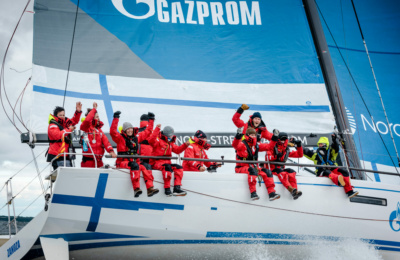 Nord Stream Race Victory for Team Finland thumbnail